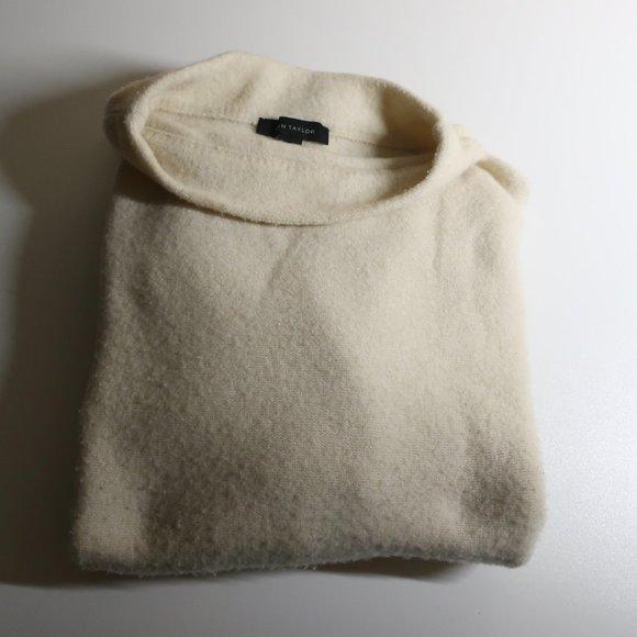 Ann Taylor Light Beige Sweater